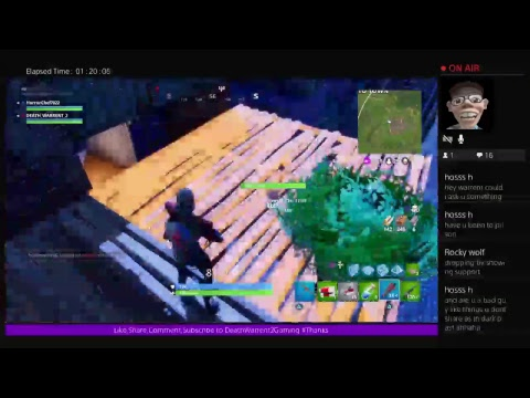 """PlayStation Network Is Back!!!"" {SOLO FORTNITE} {Gaming Live}"