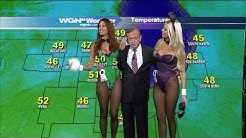 Best of Morning News: Sex shop visit,  Halloween costumes, Playboy bunnies