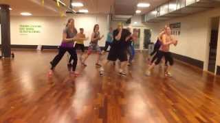 Morten Manse - Zumba Fitness - Take on me (Samba)