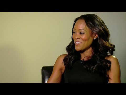 Exclusive interview with actress Robin Givens