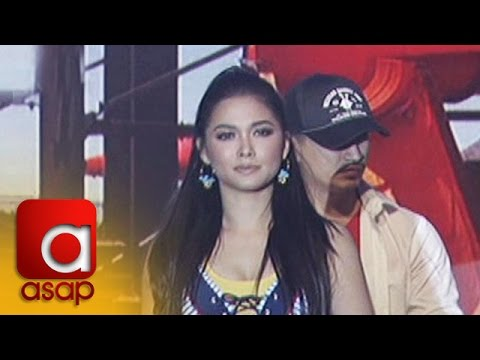 ASAP: Maja does the Mobe Challenge together with ASAP's teen dance idols