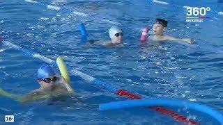 Популярность плавания растет