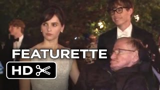 The Theory of Everything Featurette - Stephen Hawking
