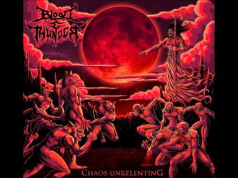 Blood and Thunder - Under a Blood Red Moon [HD] (lyrics)