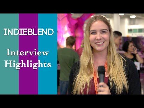 IndieBlend does Interviews