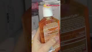Sữa rửa mặt dạng gel Trị mụn Neutrogena Oil -Free Acne Wash 177ml - date mới nhất