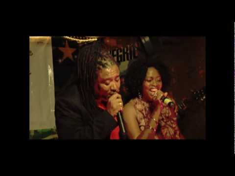 Noel Browne and Tiffany Thomas from Caribbean Music Farm Band - Anything for you