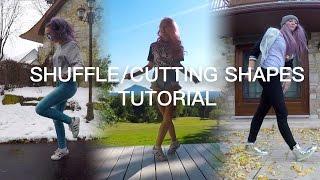 Shuffle/Cutting Shapes Tutorial