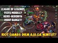 League of Legends Versi Mobile? Game MOBA Mobile League (Android)