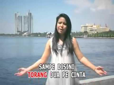 Lagu Manado / Gina Awondatu - Hati So Tafiaro