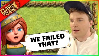 I CAN'T BELIEVE WE FAILED THAT :(