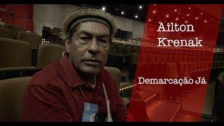 Ailton Kreank comenta Demarcação Já