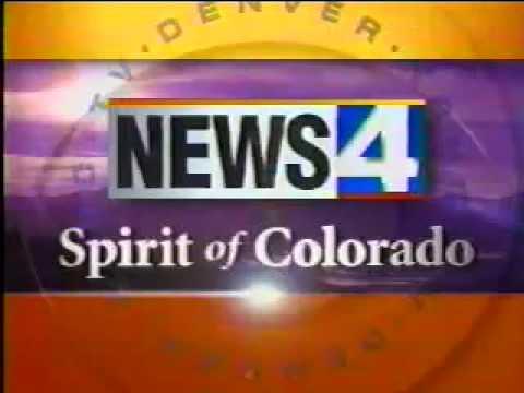 KCNC News 4 Denver Delayed Talent Open (March 1998)
