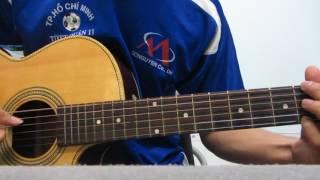 [Demo] Vẫn Tin Mình Có Nhau - Toàn Đoàn Guitar Cover