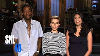 Wiz Khalifa, Scarlett Johansson and Cecily Reveal Who Has The Most Tattoos