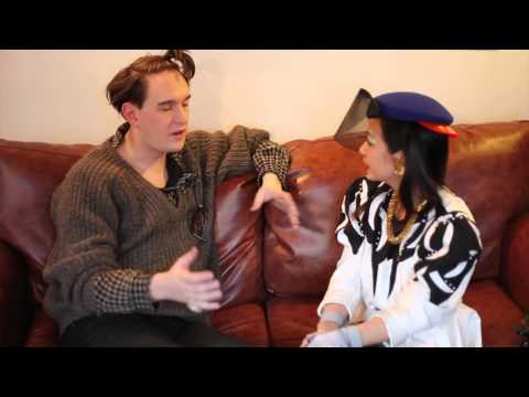 Mei Hui Liu interview Patrick Wolf