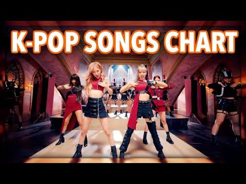 K-POP SONGS CHART  APRIL 2019 WEEK 2