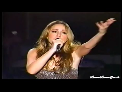 Mariah Carey - Butterfly -  Butterfly World Tour in Japan 1998