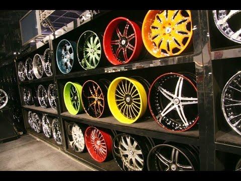 Легкосплавные колесные диски - литые диски и кованные диски ( преимущества и недостатки )