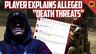 "CoD Player Explains Alleged ""Shooting Threats"" for CWL Miami"
