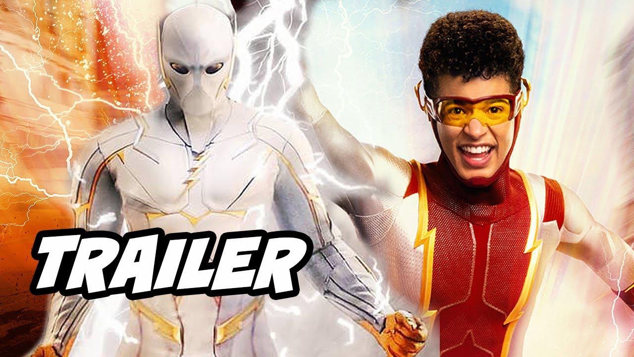Download The Flash Season 7 Trailer Bart Allen Breakdown and Easter Eggs