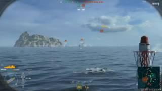 World of Warships ч 3 обновление