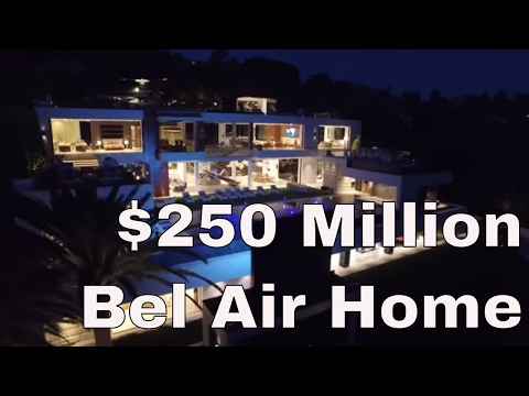 The $250 Million Bel Air Dream House That is the Most Expensive Property in the United States ep.11