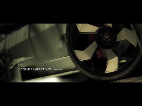 Deadline - A CGI car action shortfilm (Dubbed version)