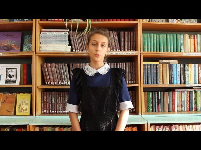 Изображение предпросмотра прочтения – МаргаритаКутас читает произведение «Мартышка и очки» И.А.Крылова