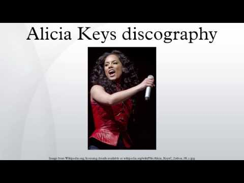 Alicia Keys discography