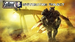 Restoration Project Fallout 2 пустоши плюс
