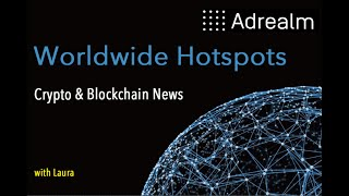 Adrealm Weekly Blockchain News & Crypto Giveaway 10/10/2018