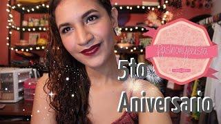 [CERRADO] Giveaway 5to Aniversario :D #FGcumplio5 Thumbnail