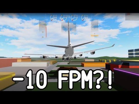BEST Landing in FLIGHTLINE | (-10fpm)