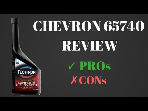 Chevron 65740 Techron Concentrate Plus Review (PROs and CONs)