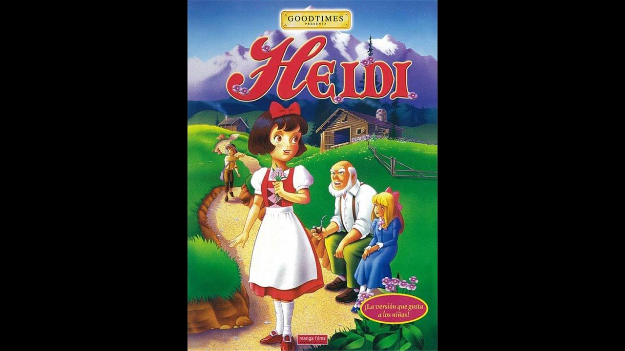 Heidi Full Animation Youtube