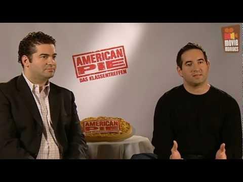 American Pie 4 Klassentreffen   Jon Hurwitz & Hayden Schlossberg werden Teil der Familie