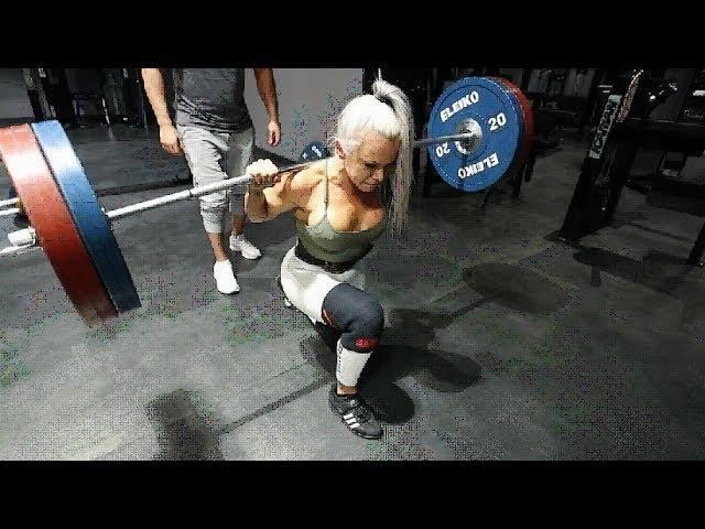 100kg UTFALL | Jag & Ali testar oss på varsitt brutalt PB!