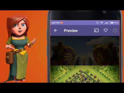 clash of clans - How to Design COC Maps Within 5 Minutes