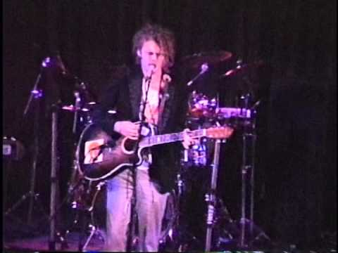 Anton Barbeau and the Joyboys- Crest Theater, Sacramento Ca. 7/6/90
