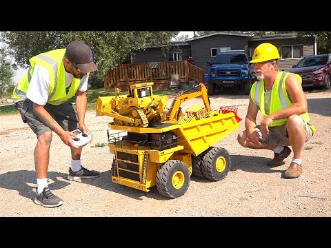 YouTube GOLD - Eps. 11 FULLY LOADED At The GOLD MiNE | RC ADVENTURES