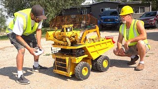 #Youtubegold - Fully Loaded At The Gold Mine - Eps. 11 | Rc Adventures