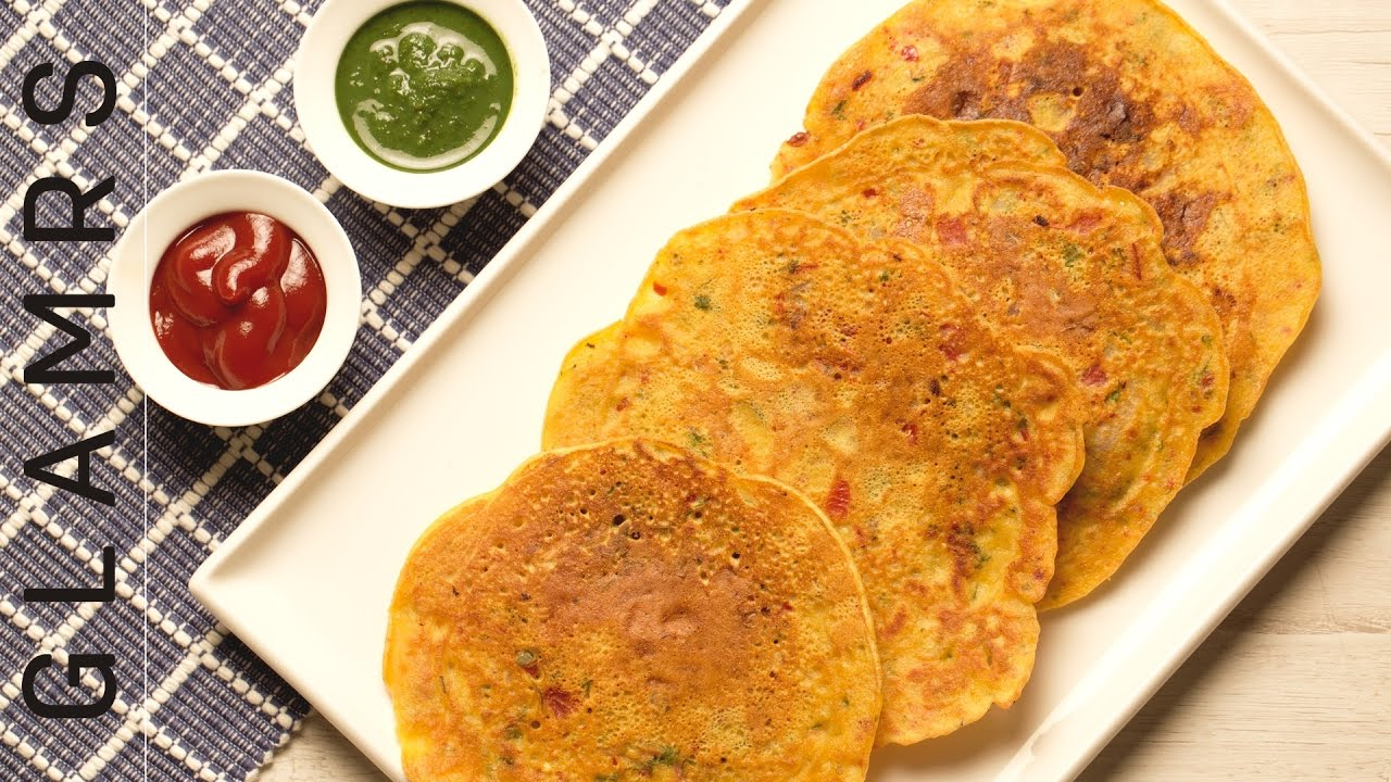 An Easy Healthy Recipe For Besan Chilla