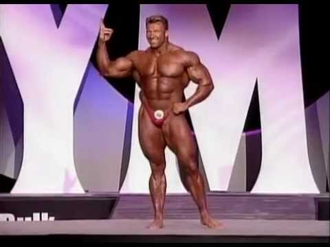 Gunter Schlierkamp @ Mr. Olympia 2005