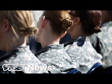 Sexual Assault Survivors Are Pushing The Military To Have Its #MeToo Moment
