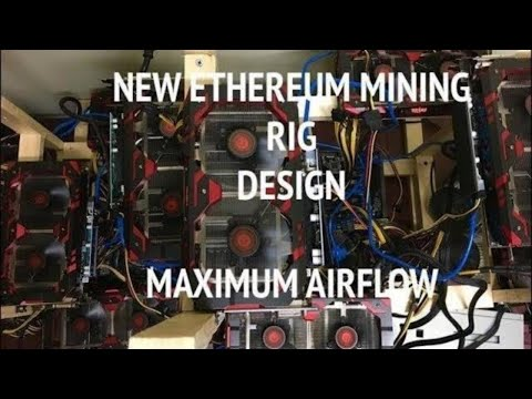 2018 DIY Mining Rig Ethereum. Cryptocurrency Rig, How To Mine Ethereum