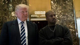 Kanye West's tweets about Trump spark debate on race and politics