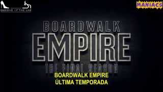 Boardwalk Empire - Season 5 Teaser Trailer Legendado