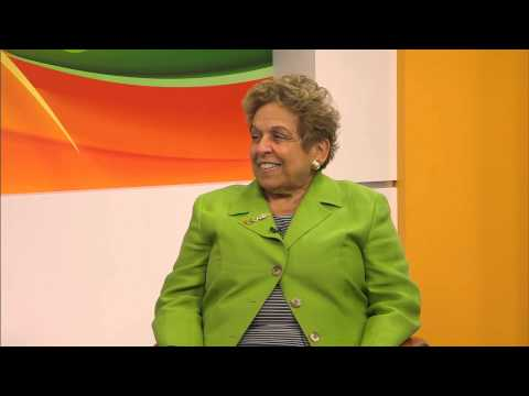 Episode 123 - Interview with Donna Shalala Part 1