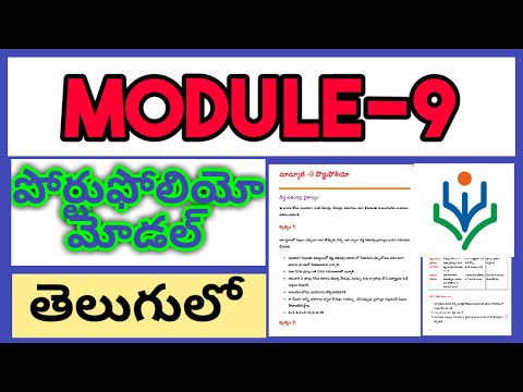 module9 portfolio model (NISHTHA)